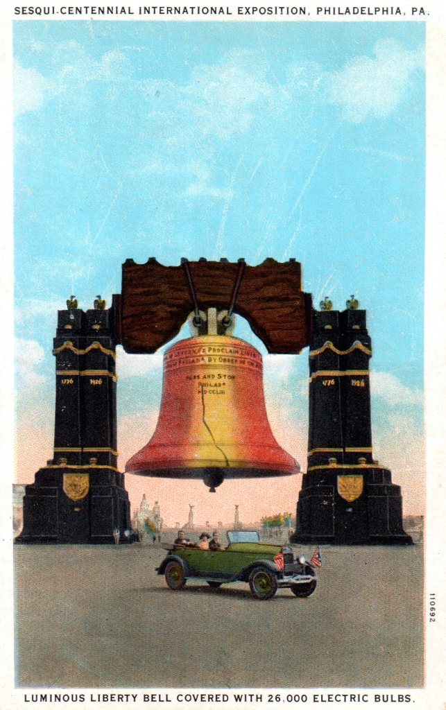 libertybellpostcard