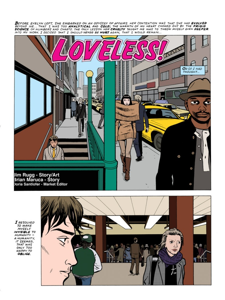 Jim Rugg Loveless Comic