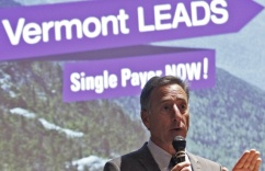 VA Governor Peter Shumlin photo by Toby Talbot AP