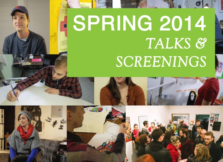 healthyartsts 2014 talks and screenings
